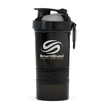 Снимка на Smartshake™ Original 2 Go Shaker Cup- Smoke/ Шейкър Смартшейк 20 oz- 600 ml