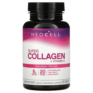Снимка на NeoCell Super Collagen + C/ Супер Колаген + С - Тайната на красотата и младостта